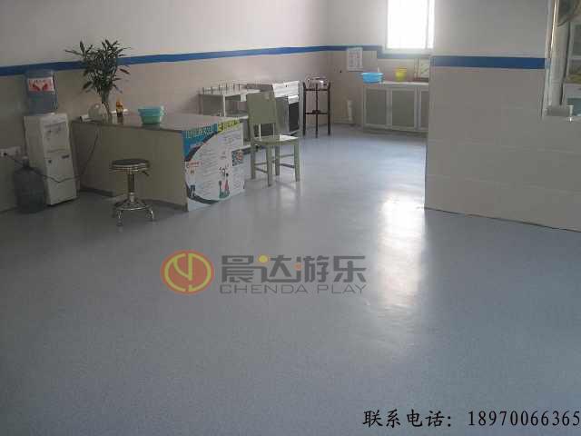 办公室PVC地板