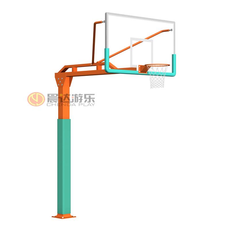 新款简易篮球架