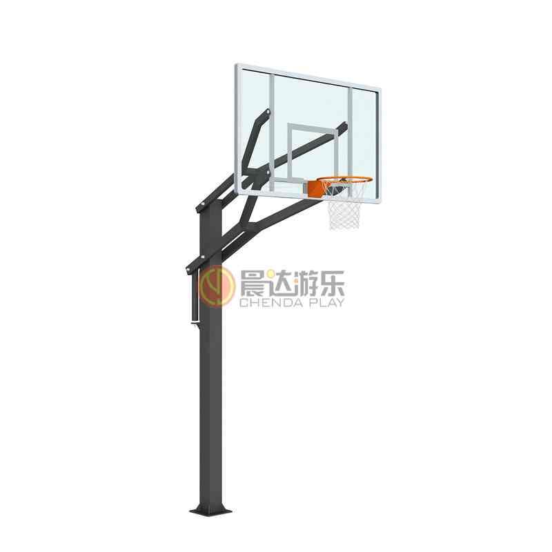 弹力休闲篮球架