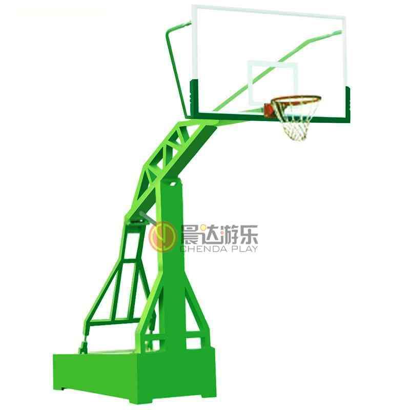 平箱式移动篮球架
