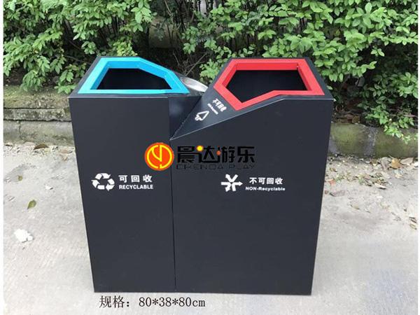 分类垃圾桶-双桶049